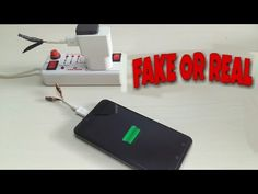 How To Make A Wireless Charger | Fake or Real Must Watch - YouTube