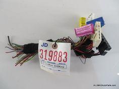 2002-2005 Mini Cooper Interior Fuse Box Wire Harness 37 R50 R52 R53