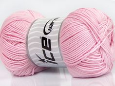 Ice Yarns Natural Cotton Shade: Pink Cotton / ball Needle/hook size: / US 6 Yarn thickness 3 Light: DK, light, worsted Order balls and these will be vacuum packed for postage. Crochet Yarn, Knitting Yarn, Lila Baby, Ice Yarns, Online Yarn Store, Baby Bamboo, Yarn Stash, Baby Yellow, Small Baby
