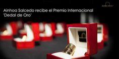 Ainhoa Salcedo Couture recibe el premio Dedal de Oro