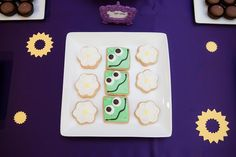 Pascal cookies. Should make these for Jr!