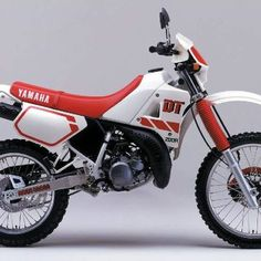 How many of you guys owned a Yamaha DT200R?