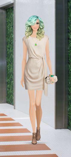 Qingdao Fashion Week Judge Outfit Covet Fashion Game