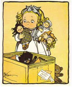 Grace Wiedersheim postcard