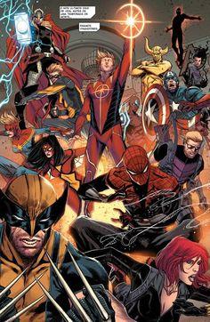 HQBR - Os Vingadores v5 ( 2014 ) - Capitulo #17