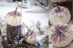 Laura's Baby Shower_My Little Pumpkin Theme_White Pumpkins
