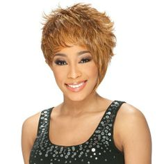 Synthetic Hair Wig FreeTress Equal FreeStyle Wig Lucia Color OM23033 by Milky Way. $9.99