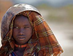 Africa   Arbore child. Ethiopia    © Ingetje Tadros
