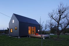 Houe G | Normandy, France | Lode Architecture