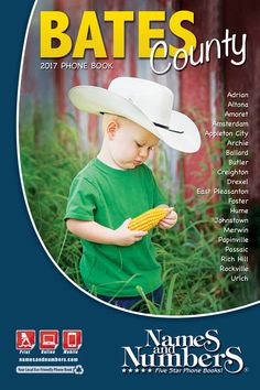 BATES COUNTY (Missouri) 2017 Phone Book | Visit batesco.namesandnumbers.com to search for local business and residential information in Butler (MO), Adrian (MO), and the surrounding area.