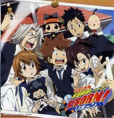Katekyo Hitman Reborn #anime