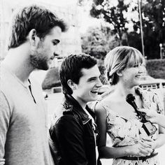 Jen, Josh, Liam