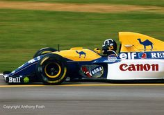 damon hill 1993 | Damon Hill Williams Renault FW15C F1.1993 Silverstone British GP