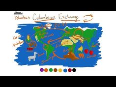 intended and unintended consequences of the columbian exchange Voyages of discovery and the new empires in the west and east (list) all of the intended and unintended consequences of columbus' voyages of discovery on europe and the new world 2) the columbian exchange.