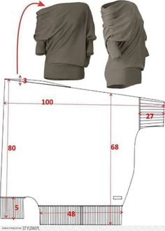 Best 12 We aren't KIDding around with these 10 easy clothing alterations – SkillOfKing. Easy Clothing, Diy Clothes, Dress Sewing Patterns, Clothing Patterns, Skirt Patterns, Coat Patterns, Blouse Patterns, Ropa Upcycling, Look Fashion