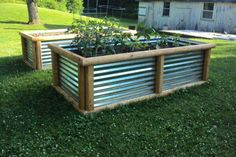 Garden Box With Great Border Yard Ideas Pinterest 400 x 300