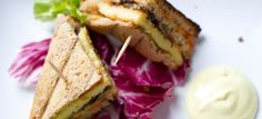 Vegan club sandwich - le ricette di lacucinavegetariana.it