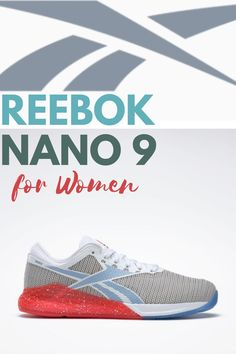 Are you looking for a pair of top-quality shoes you can use for CrossFit workouts, Insanity, T25 or other high intensity workouts? Then you should seriously consider the newly released Reebok Nano 9. Crossfit Gear, Reebok Crossfit Nano, Crossfit Shoes, Workout Shoes, Workout Aesthetic, Fitness Aesthetic, Athletic Gear, Athletic Shoes, Weight Lifting Shoes