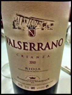 El Alma del Vino.: Viñedos y Bodegas de la Marquesa Valserrano Crianza 2010.
