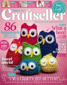 Craftseller Magazines - This is a paid service