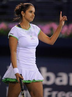 Sania Mirza - Indian Tennis Superstar