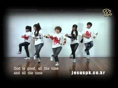 [PK] Lord You are Good 좋으신하나님-Promise Keepers worship Dance (praise and ...