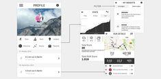 I am a UX Designer and Art Director from Austria living in Berlin. Ux Designer, Ui Elements, Website Design Inspiration, Profile Design, Art Director, User Interface, Austria, Design Art, Berlin