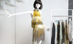Electricity flows this season in Florence's iconic high concept store. Shop iF's must-haves for this Spring. www.imaginefashion.com