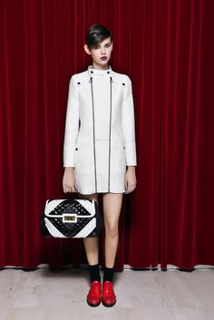 Moschino Cheap And Chic Pre-Fall 2013 - Collection - Gallery - Look 1 - Style.com
