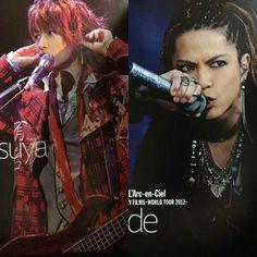 Tetsuya x Hyde