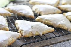 Coconut-Lime Scones on MyRecipeMagic.com