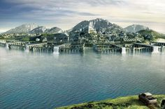 Illustration: Atlantis - 3D, Concept art, Illustrations, PhotoshopCoolvibe – Digital Art