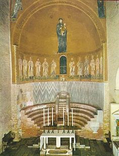 Side Trip: Church of Sta. Big And Beautiful, Beautiful World, Early Christian, Byzantine, Beautiful Islands, Historical Sites, Cemetery, Venice, Taj Mahal