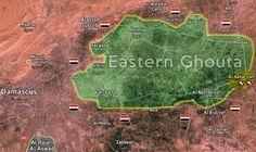 Cessar-fogo na Síria será decidido amanhã