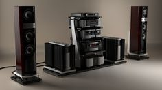 Mark Levinson & Focal Hi-End System