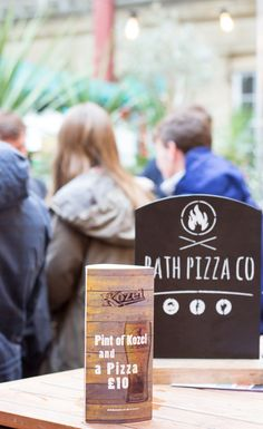 Bath Pizza Co Green Park Station Bath Time To Eat