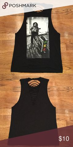 Hold for Soccorchick20 12/2 BOB MARLEY TANK TOP Great tank top, 100 % cotton size medium Tops Tank Tops