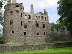 Huntly Castle is a ruined castle in Huntly in Aberdeenshire, Scotland. It was the ancestral home of the chief of Clan Gordon, Earl of Huntly.