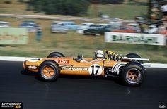 1968 GP RPA (John Love)Brabham BT20 - Repco