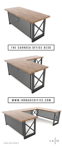 21 best industrial office desk images desk industrial furniture rh pinterest com
