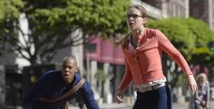"""Monday night's Supergirl found our hero dealing with the loss of her powers after her showdown with Red Tornado last week. As Kara lives as a human for the day, another superhero is born. Our writer recaps the latest in """"Fly Like A Girl."""" #supergirl #melissabenoist #dccomics #tvshows #recap #flylikeagirl"""