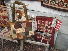 Welcome to the Country Loft's 14th annual outdoor quilt show