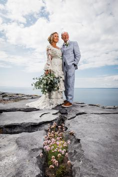 Romantic Irish elopement in Co. Clare