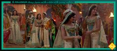 "The FollowUP: Disney's Jasmine and the evolution of the ""princess"" aesthetics Princess Line, Disney Princess, Disney Jasmine, Wardrobe Design, Great Movies, Live Action, Evolution, Aesthetics, Animation"