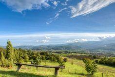 Postcard from Borgo Corsignano