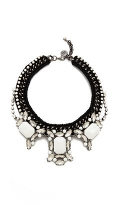 Venessa Arizaga Rock With You Necklace | SHOPBOP