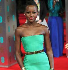 Lupita Nyong'o Named New Face of Lancome   Story   Wonderwall
