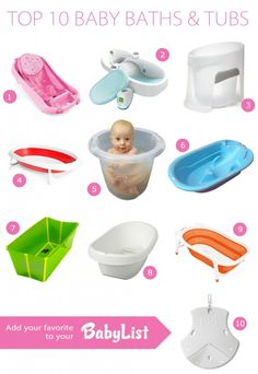 Best Baby Bath Tubs 2013: for all those who gawked at our WashPod (#3)!