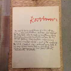First Edition Book by Abraham Rattner: Twenty-four by FMFCompagnie
