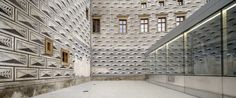 """Prague National Gallery Entrance Hall"" #Prague #Czech_Republic"